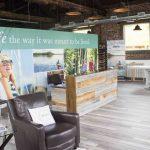 Bay Port Sales Centre In Midland Ontario Canada