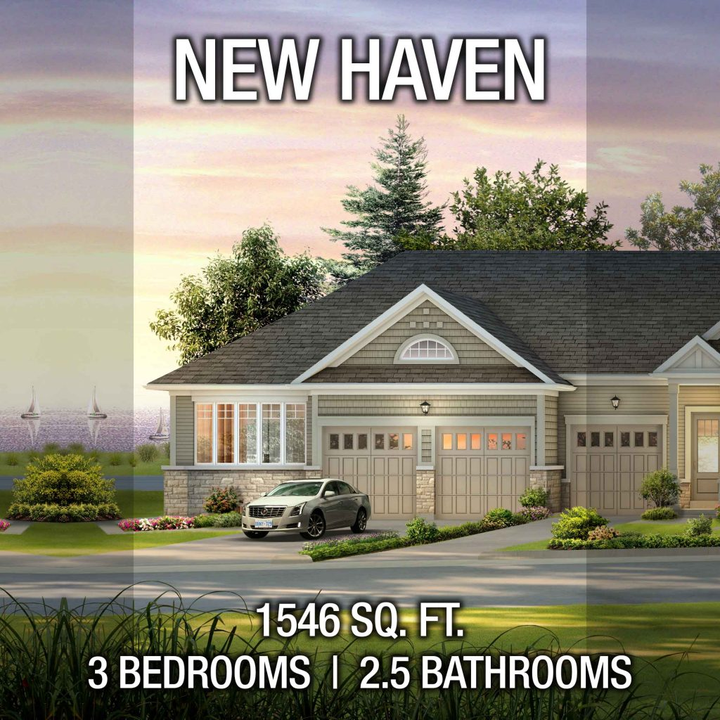 New Haven Midland Bay Port Homes for sale