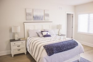Home For Sale In Bay Port Midland In Ontario Bedroom