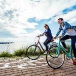 Bay Port Midland In Ontario Biking